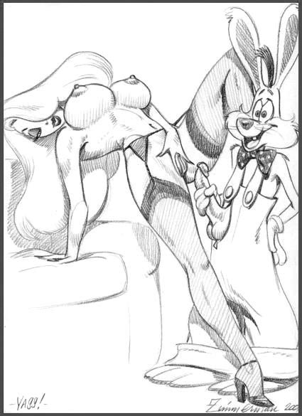 vagina roger rabbit rabbit who jessica framed Lala and the bizarre dungeon