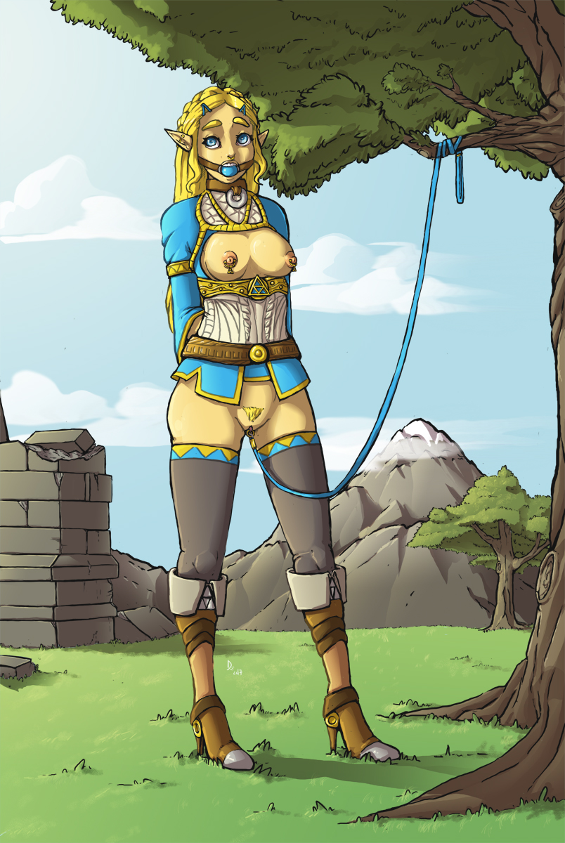 the of wild breath lynel zelda Angels with scaly wings bryce