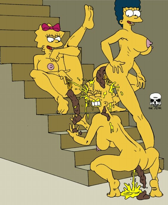 pics marge nude of simpson My time at portia porn