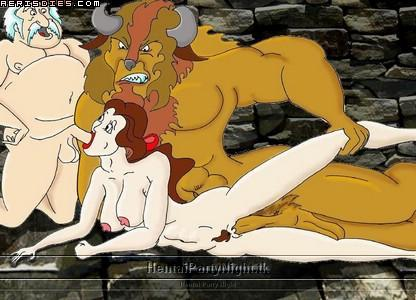 the beauty porn and beast belle Opm speed of sound sonic