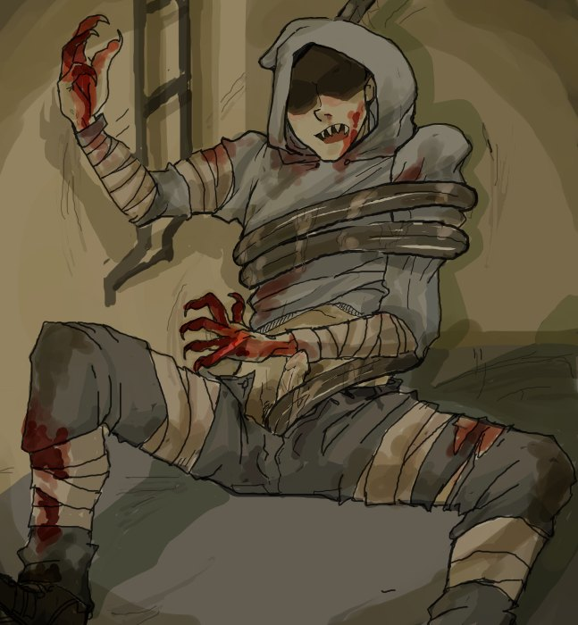 comic dead porn left for Is this a zombie eucliwood