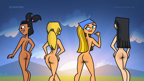 heather total island drama wedgie Dream mix tv world fighters
