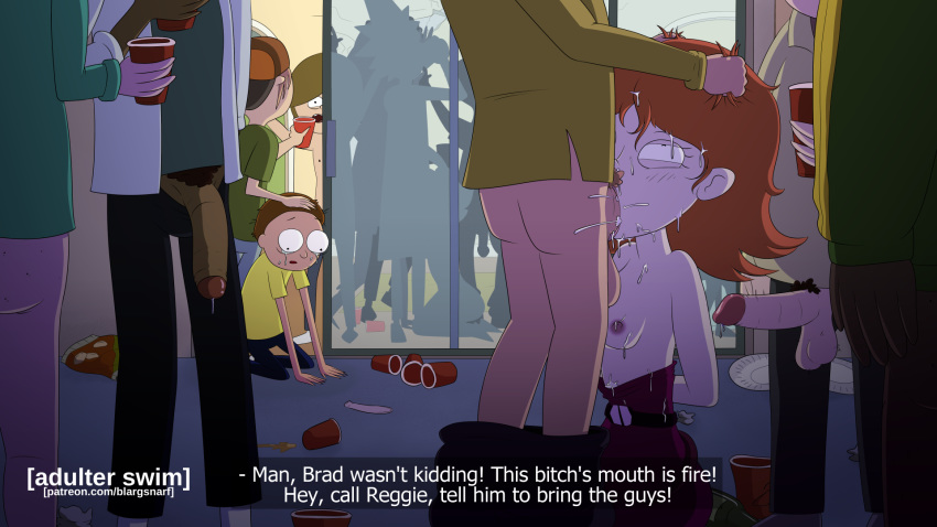 of season rick 3 and index morty Franklin the turtle and bear