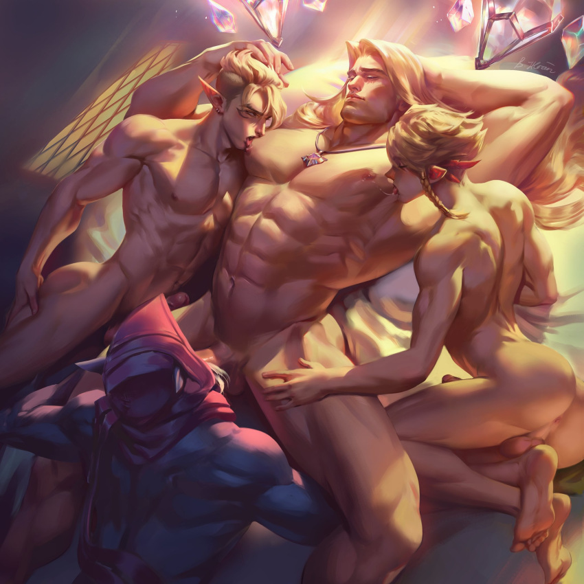 character league of legends gay Summer rick and morty naked