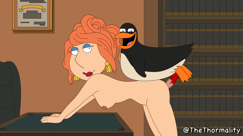 from lois griffin guy family naked A tale of demons and gods