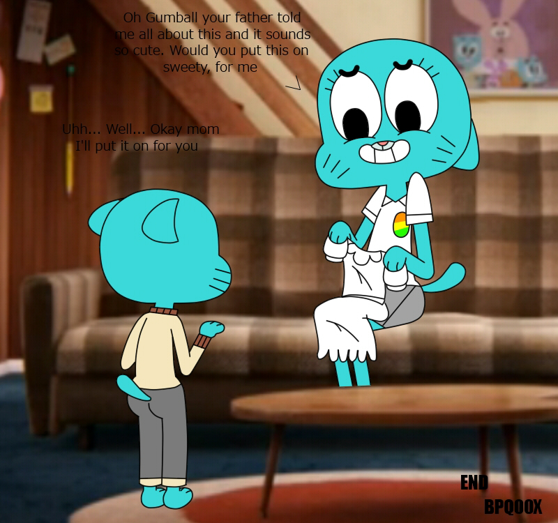 gumball amazing balloon the of world How to become a hentai artist