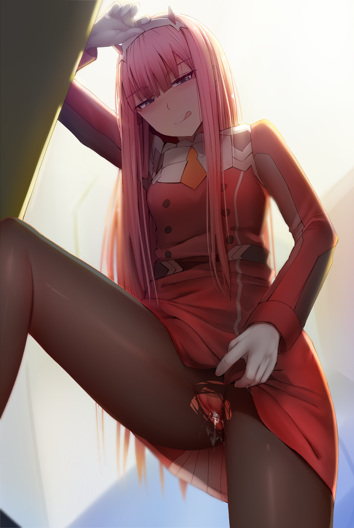 in quotes the franxx darling Trials in tainted space taur
