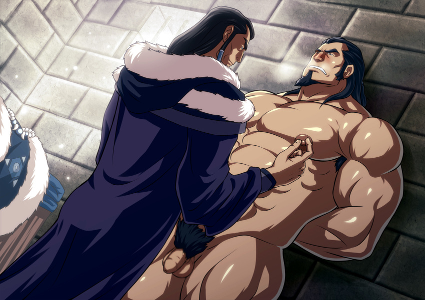 in general korra who legend is iroh of What the hell are you doing here teacher hentai